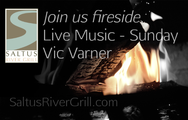 Vic Varner - Sunday Nights - Saltus River Grill - Beaufort SC