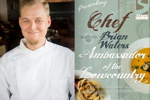 Chef Brian Waters | Ambassador of the Lowcountry | Saltus River Grill