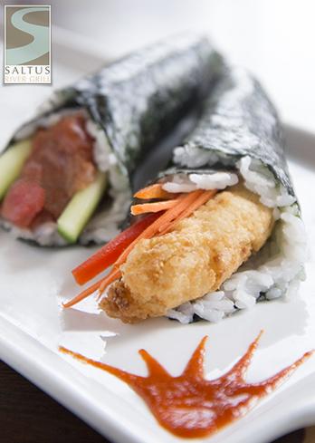 Beaufort SC | Best Sushi & Hand Rolls | Saltus River Grill