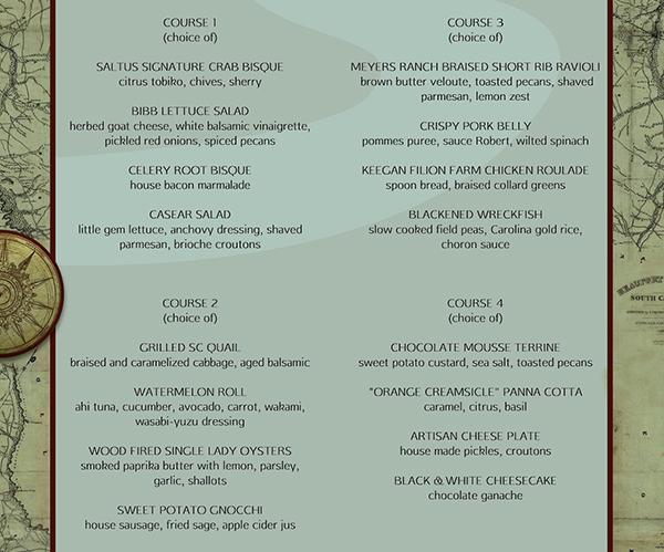 saltus-menu